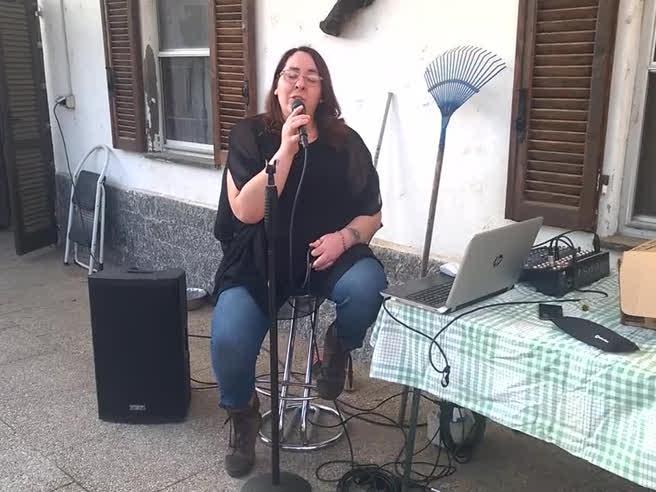 Gaia Fuortes, la cantante che sfida la malattia
