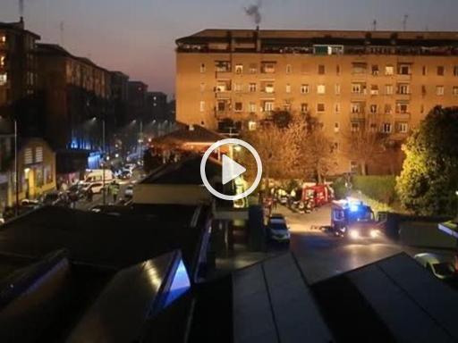Incidente sul lavoro a milano morti due operai corriere tv for Lavoro a milano