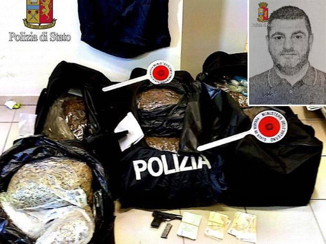 milano arrestato per droga il figlio del boss della. Black Bedroom Furniture Sets. Home Design Ideas