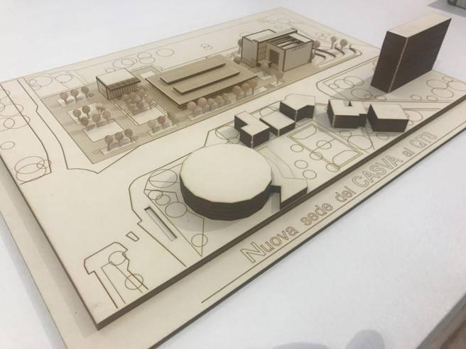 Architettura design e la triennale l ex mercato al qt8 for Architettura e design milano