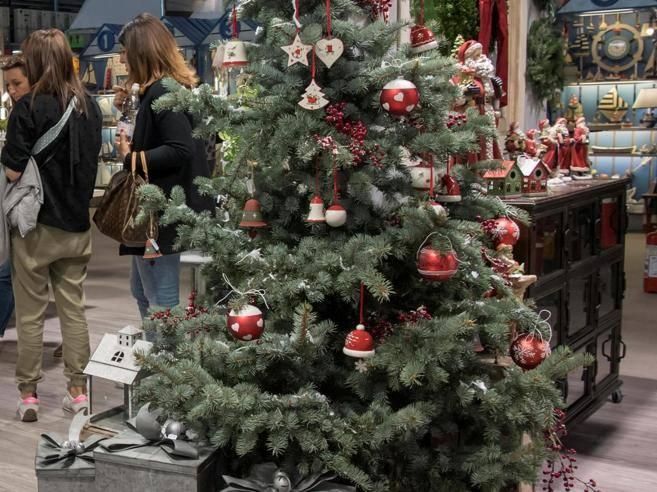 Milano la casa e l albero al centro del natale cos for Registrare gli stili di casa